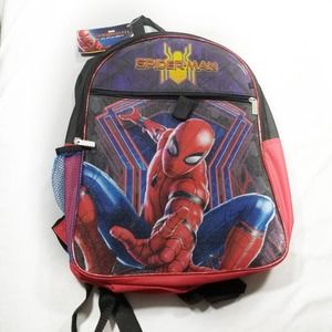 Spiderman Far from Home Bioworld NWT Backpack